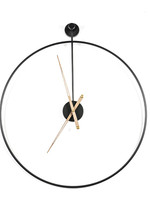 By Boo Sundial large black