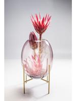 Kare Design Vase Stilt Purple 37cm
