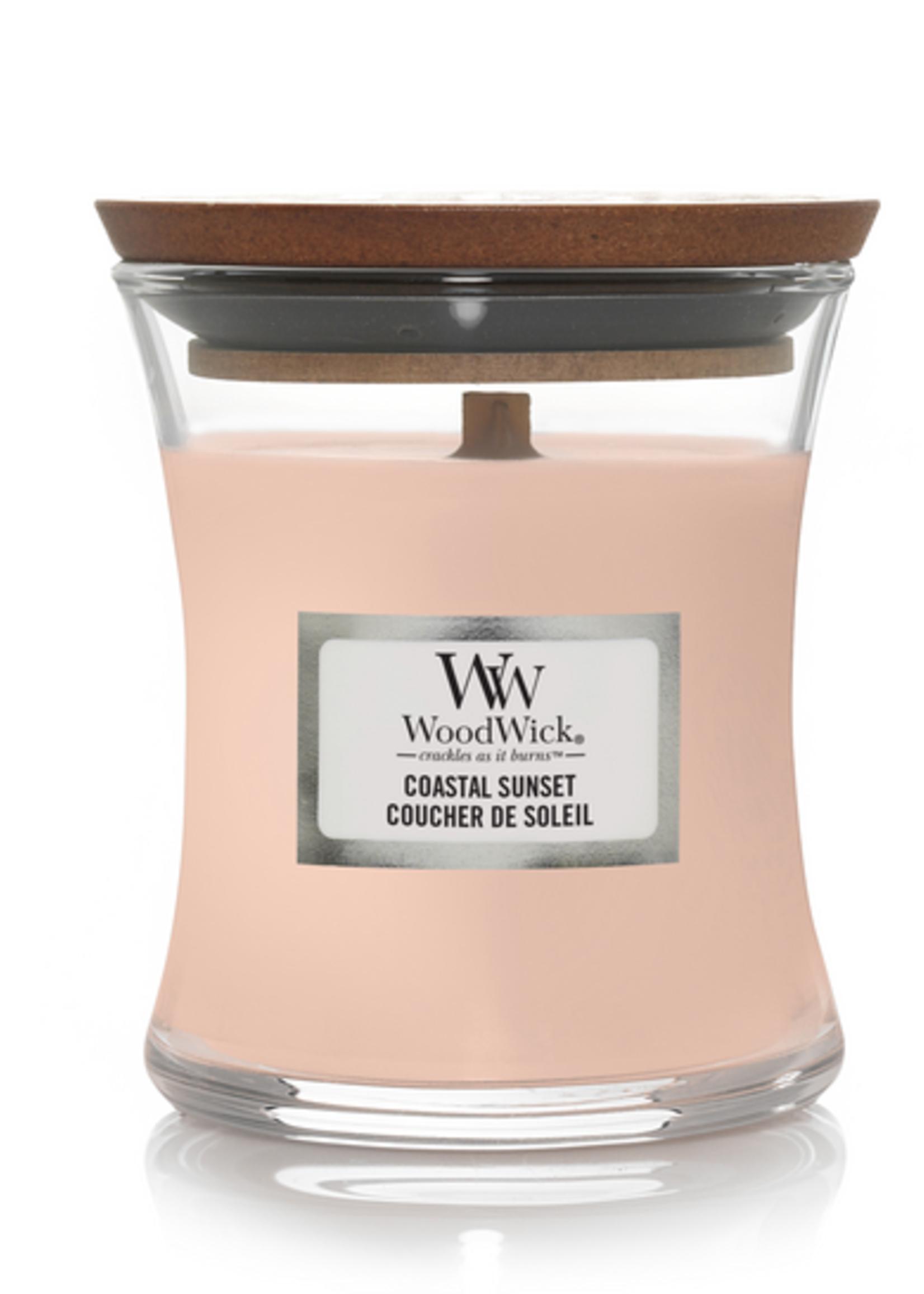 Woodwick Woodwick Coastel sunset mini candle