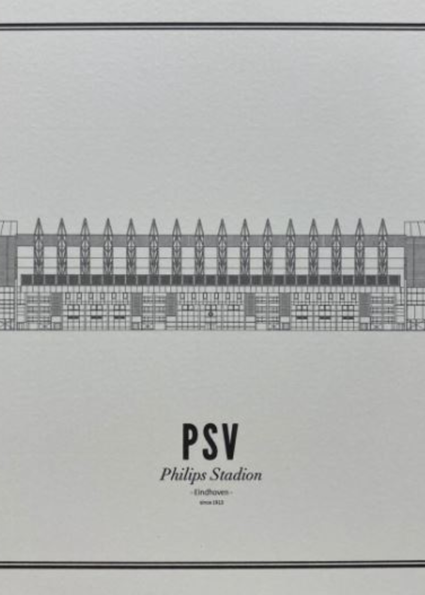WIJCK WIJCK PSV stadion 21x30