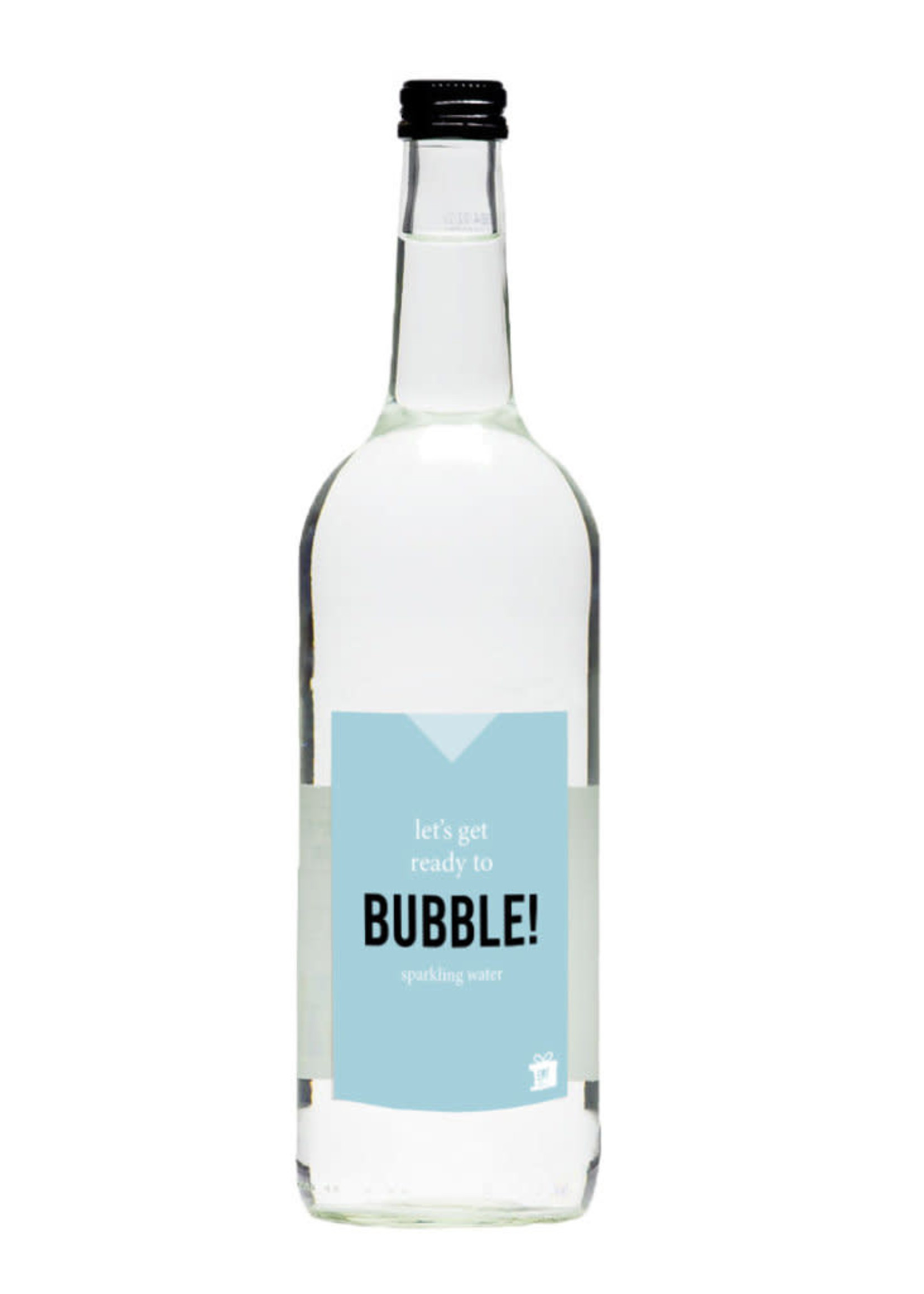 Geven is Leuker Eat your present LET'S GET READY TO BUBBLE!