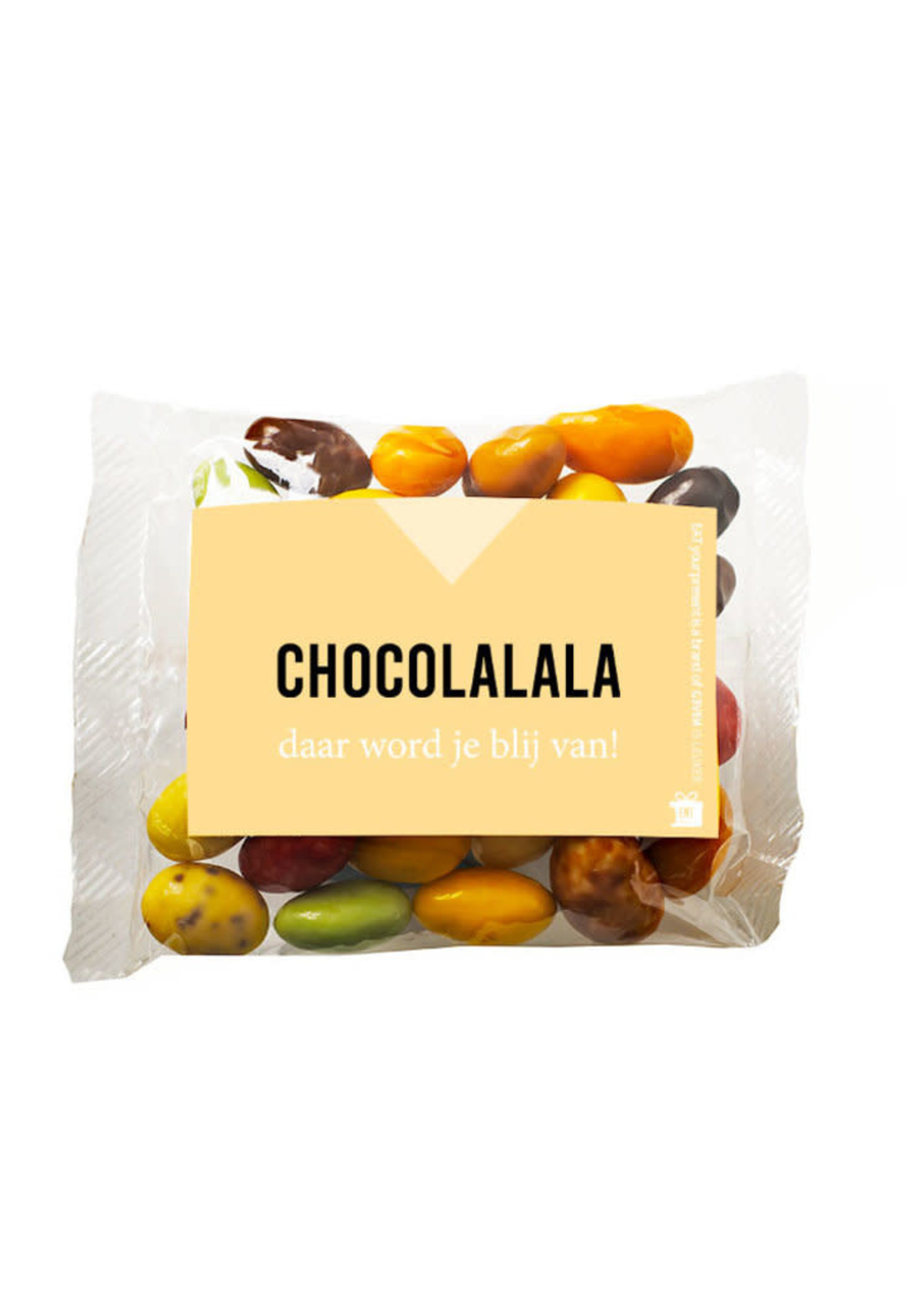 Geven is Leuker Eat your present CHOCOLALALA