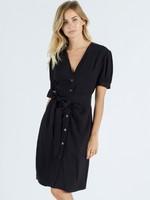 Sweewe Sweewe jurk zwart 57334