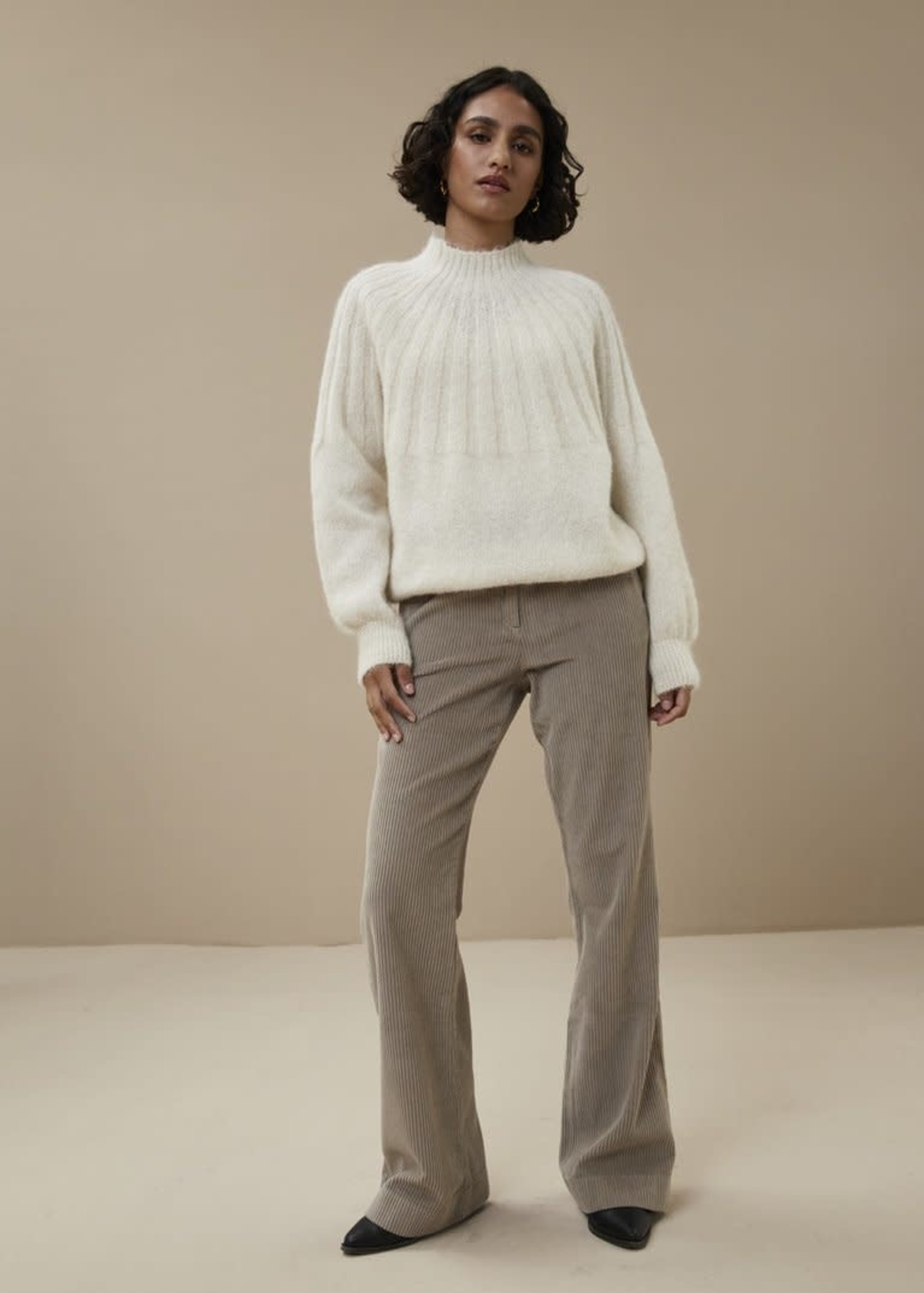 By Bar Amsterdam Zoe pullover - Off white