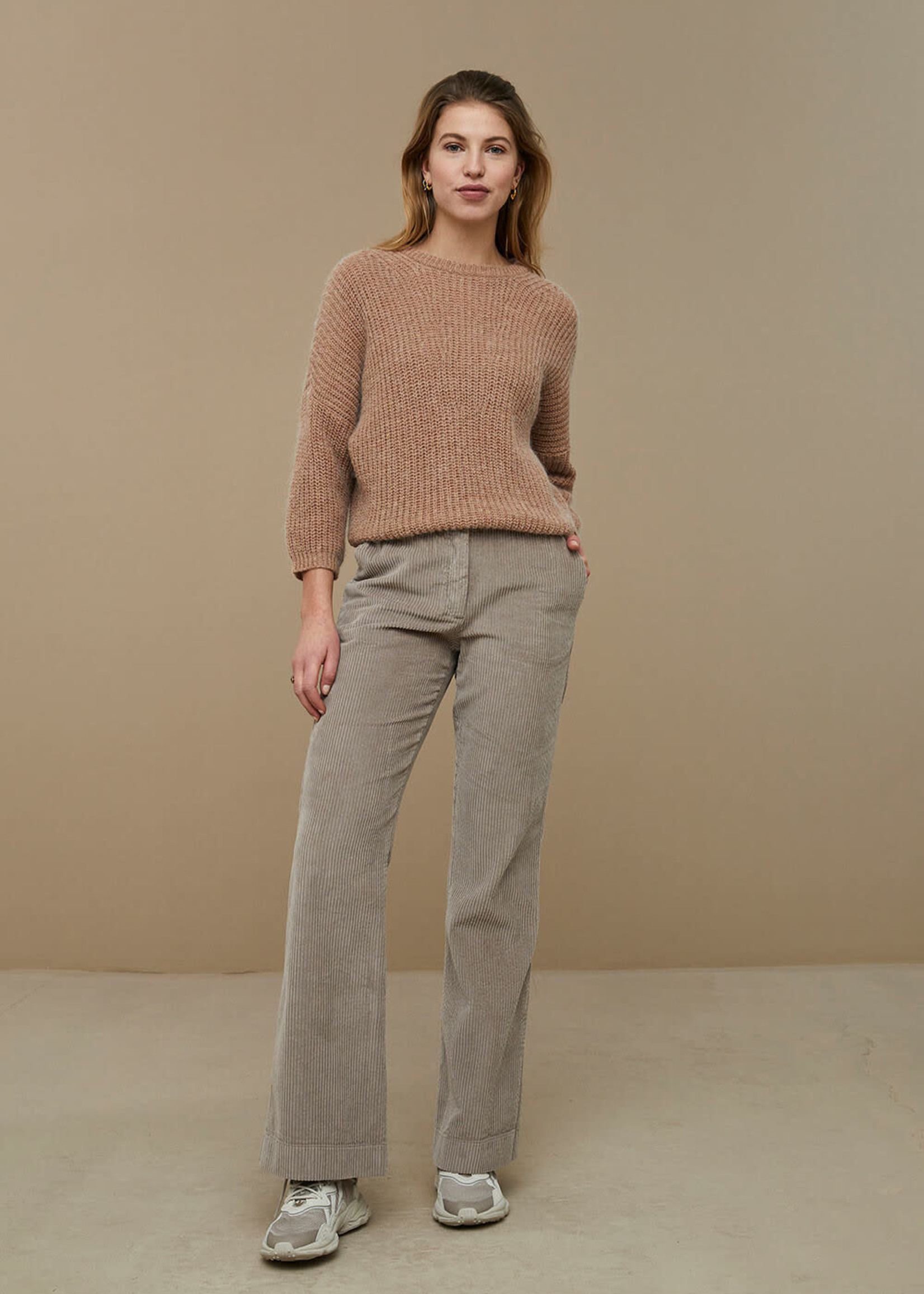 By Bar Amsterdam Milou susi pullover - Old pink