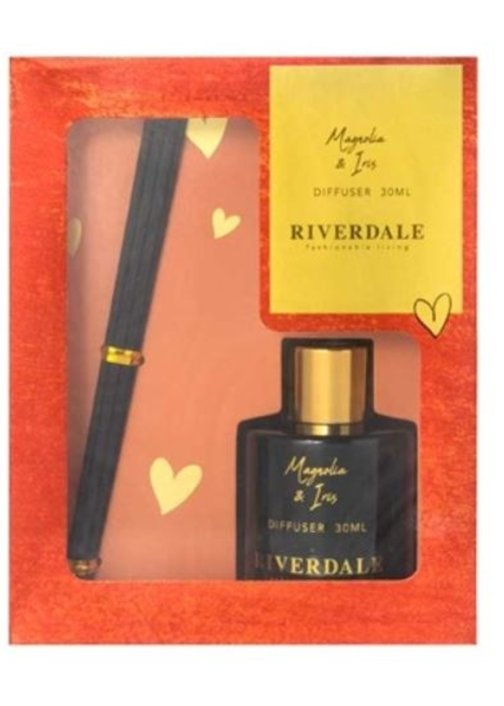 Riverdale Giftset Lily Rood 30ml