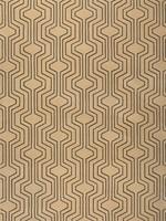 Bold Monkey Swinging Lines vloerkleed 160x230 beige