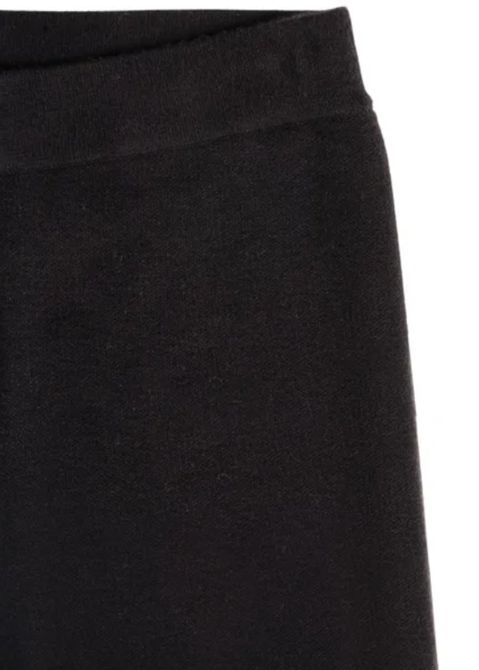 Zusss Gebreide broek zwart