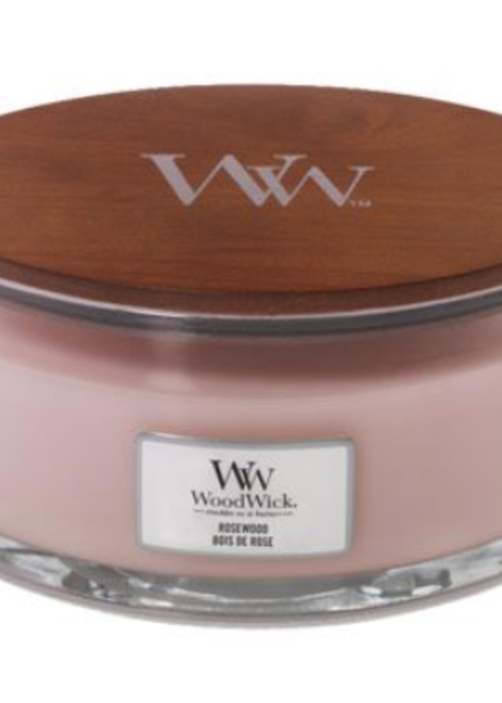 Woodwick Woodwick Rosewood Ellipse Candle
