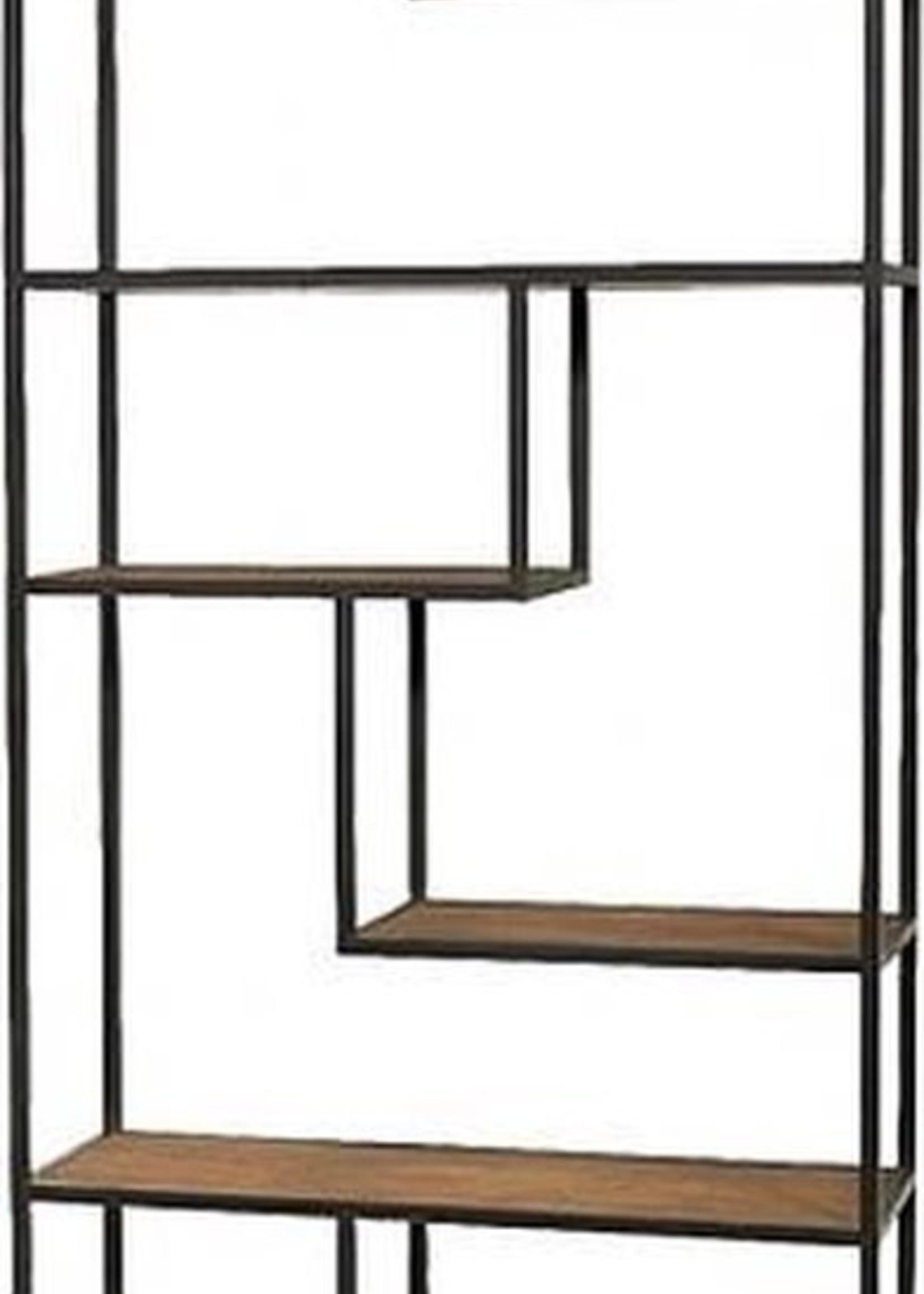 Lifestyle Bilbao shelf 100x35x213