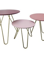 NO Limits Polvo side table maat M