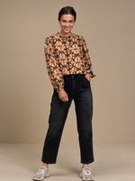 By Bar Amsterdam rikki batik blouse - batik print