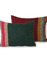 HK living DORIS for HKLIVING: Fluffy cushion colourful 30x40