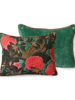 HK living DORIS for HKLIVING: Stitched cushion floral 30x40