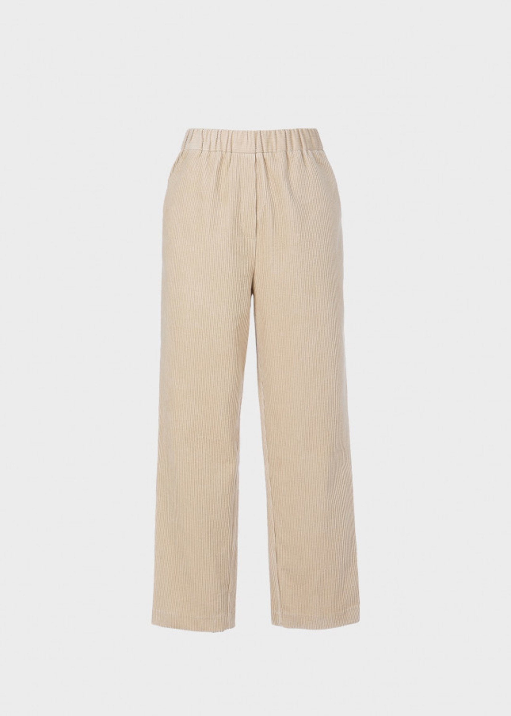 Frnch Perola Pantalon - Creme