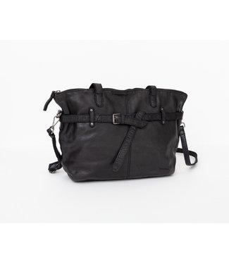 Bag2Bag tas Julias zwart