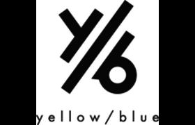 Yellow Blue Denim