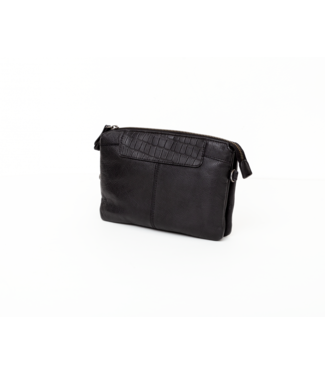 Bag2Bag Mora Clutch zwart