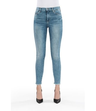 Cup of Joe skinny jeans Lina Blue Fringe