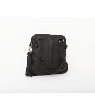 Bag2Bag tas Mildura zwart