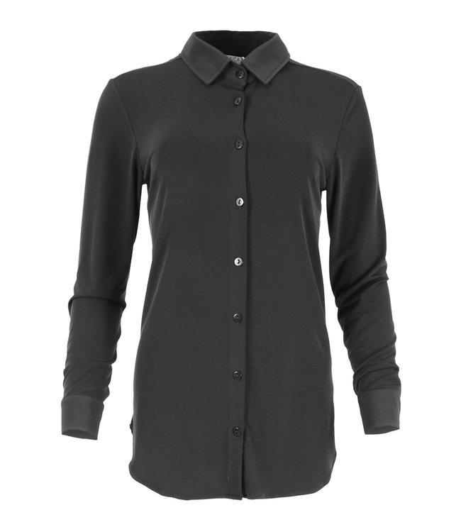 Maicazz blouse Garbi zwart