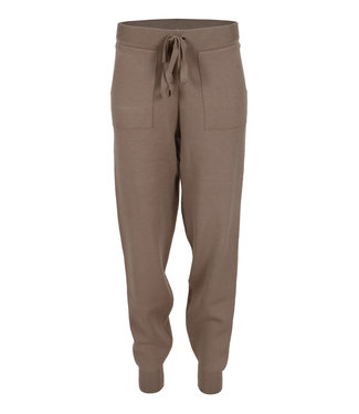 Maicazz knitted broek Venice  expresso