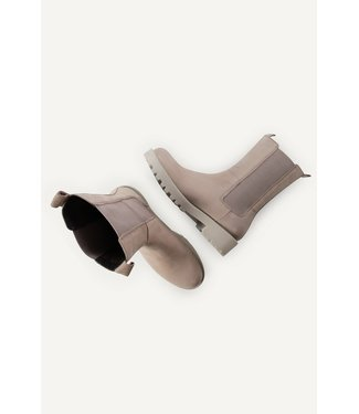 PS Poelman Chelsea boot LPBOND-07POE1 taupe