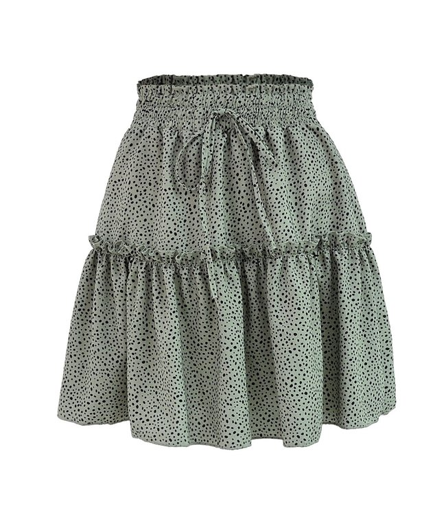 Avy Cheetah Skirt