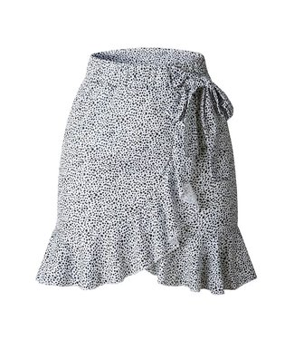 Black Dots Skirt