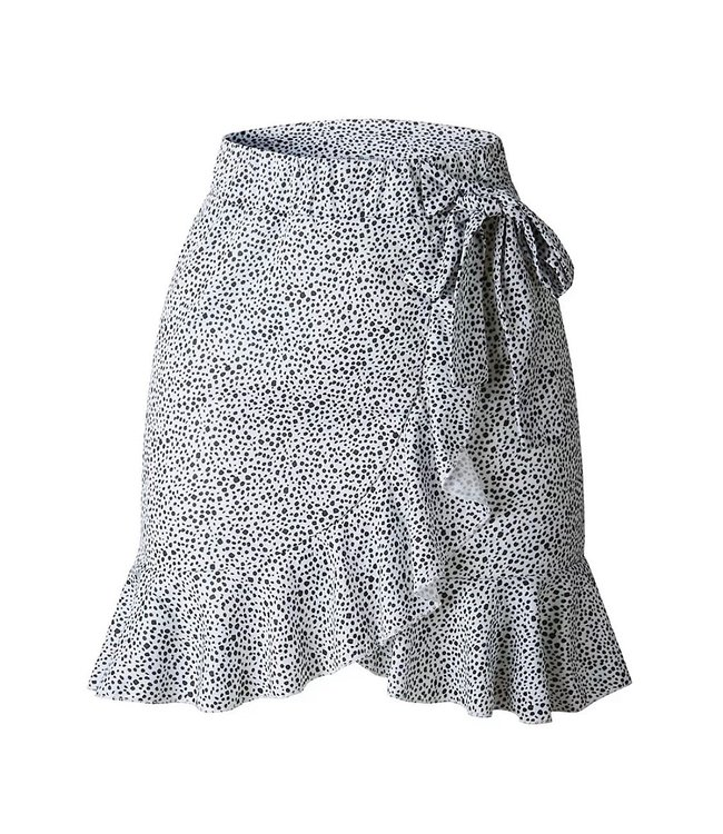 Black Dots Skirt