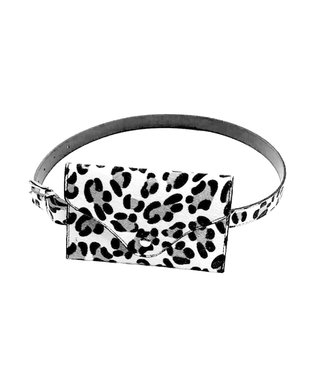 Mila Cheetah Belt Bag