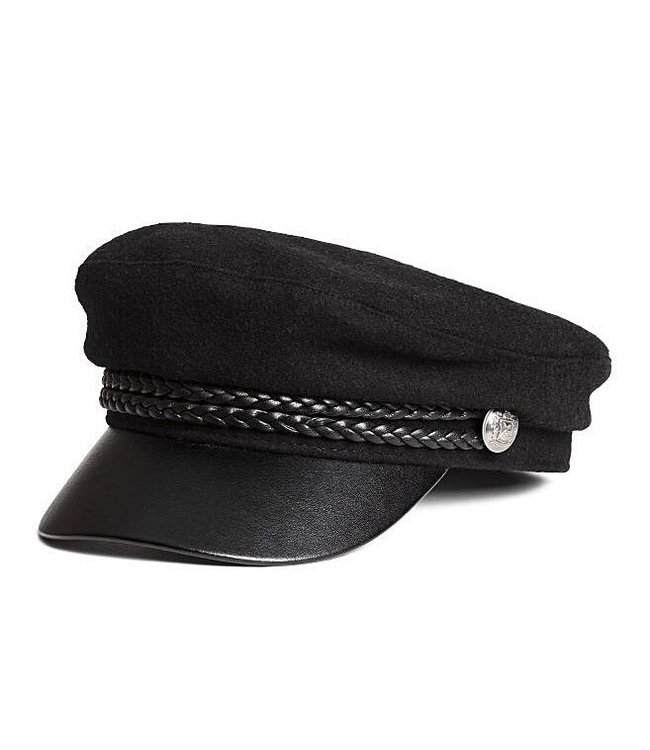 Sailor Cap / Black