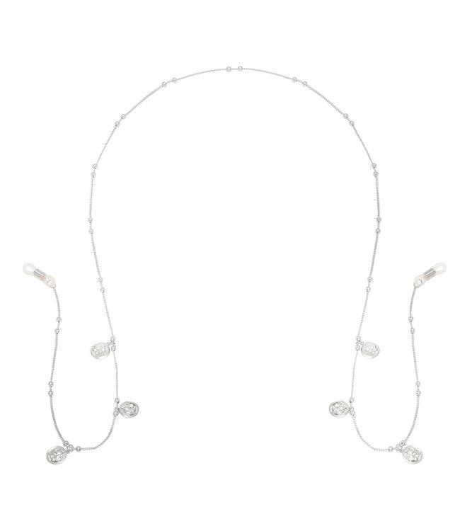 Silver Perfect Coin Sunglasses Cord