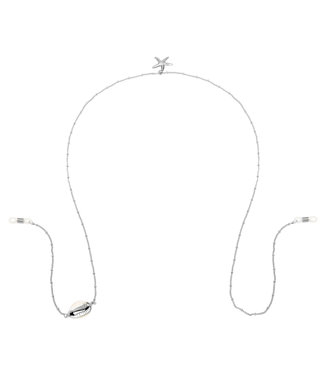 Silver Beach Girl Sunglasses Cord