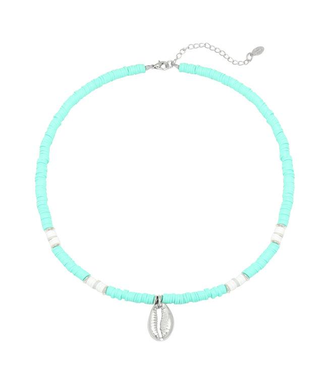 Ocean Breeze Necklace / Mint
