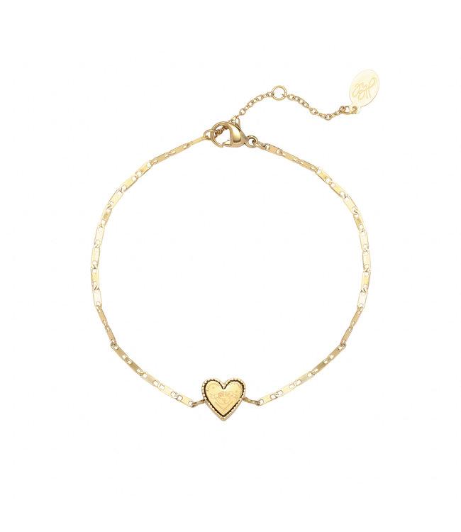 Gold The Globe Bracelet