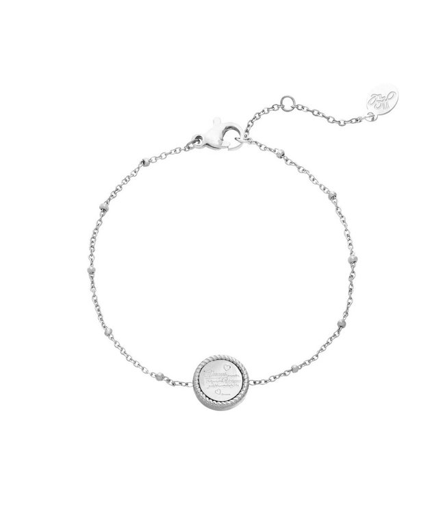 Silver Always Remember Bracelet