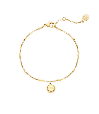 Gold The Sunset Bracelet