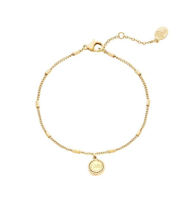 Gold The Sunset Bracelet