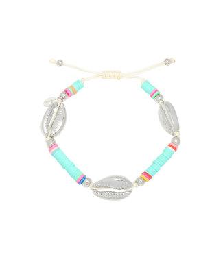 Valley Shell Bracelet / Mint