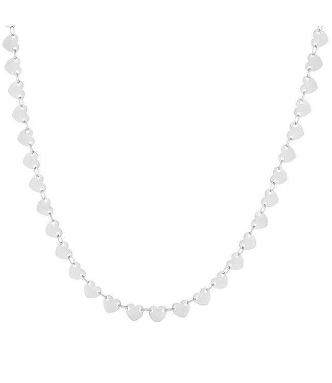 Hearts All Over Necklace