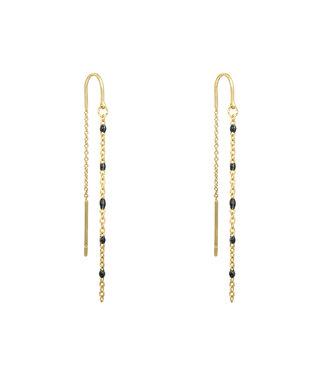 Prima Donna Dangle Earrings