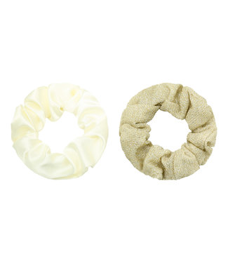 Sugar Scrunchie Set / Gold