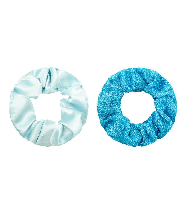 Sugar Scrunchie Set / Blue