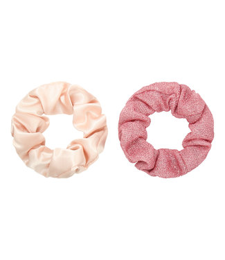 Sugar Scrunchie Set / Pink