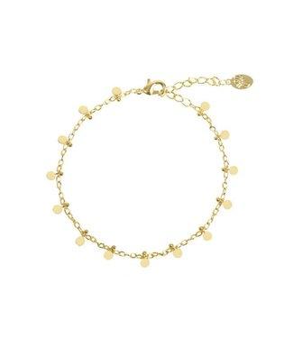 Full of Circles Bracelet