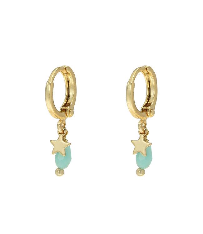 Ocean Star Earrings