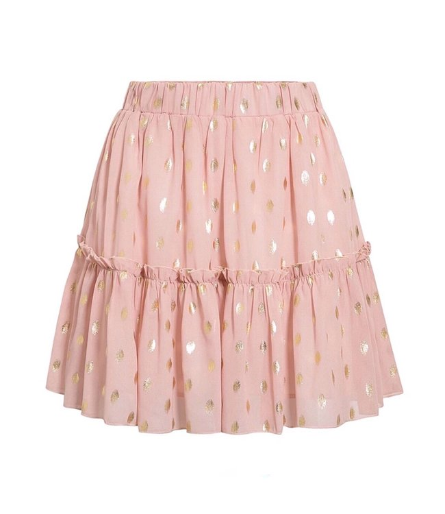 You are Golden Skirt / Pink