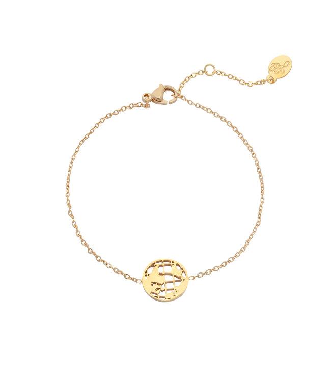 Around the Globe Bracelet