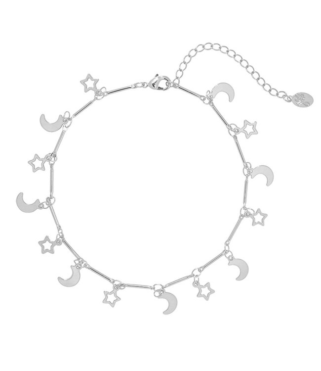 Little Galaxy Anklet